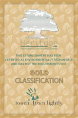 HERITAGE GOLD TAL